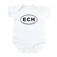 ECH Eastchester, New York Ova Infant Bodysuit