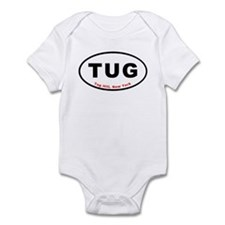Tug Hill New York TUG Euro Ov Infant Bodysuit