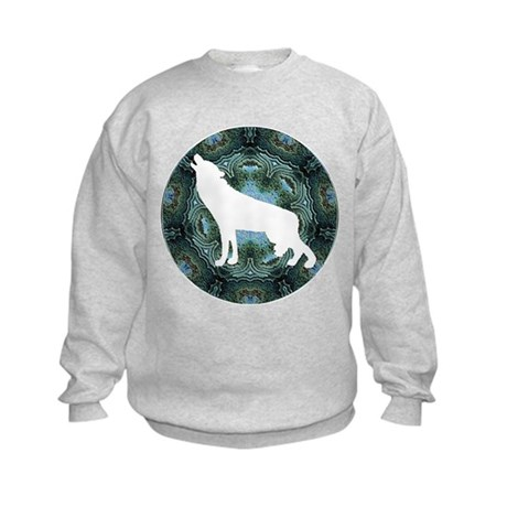 White Wolf Kids Sweatshirt