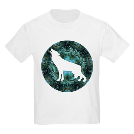 White Wolf Kids Light T-Shirt