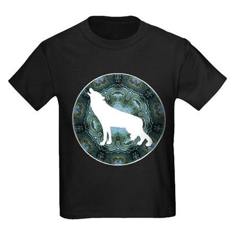 White Wolf Kids Dark T-Shirt