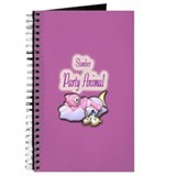 Slumber Party Animal Gifts Journal