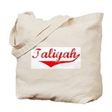 Taliyah Vintage (Red) Tote Bag