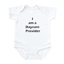 I am a DayCare Provider - Blu Infant Bodysuit