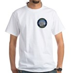 Virginia Free Masons White T-Shirt