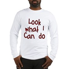 Look Long Sleeve T-Shirt