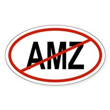 AMZ Oval Decal