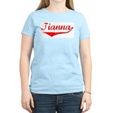 Tianna Vintage (Red) T-Shirt