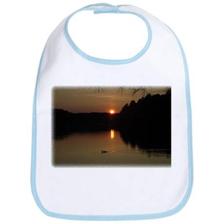 Lake Sunset Bib
