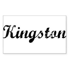 Kingston Rectangle Decal