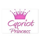 Cypriot Princess Postcards (Package of 8)