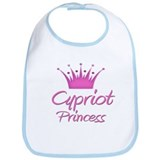 Cypriot Princess Bib