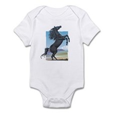 Wild Stallion Infant Bodysuit