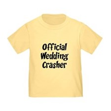 Wedding Crasher T