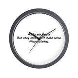 Haiku are Simple, But They Of Wall Clock