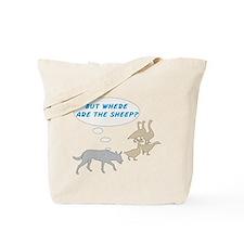 Where Are The Sheep? v2 Tote Bag