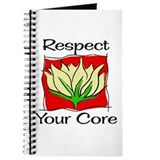 Pilates Respect Your Core Journal