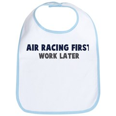 Air Racing First Bib