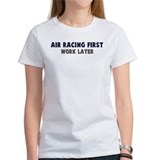 Air Racing First Tee