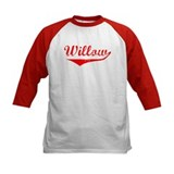 Willow Vintage (Red) Tee