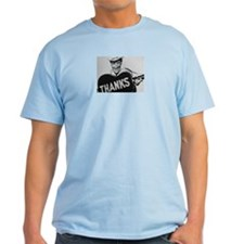 Ernest Tubb (Thanks) Ash Grey T-Shirt