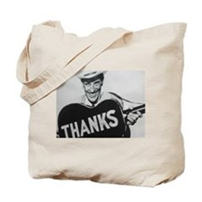 Ernest Tubb (Thanks) Tote Bag