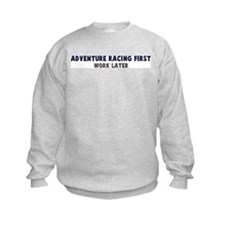 Adventure Racing First Jumper Sweater