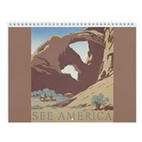 2008 Vintage America Calender