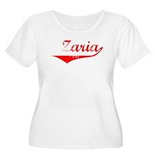 Zaria Vintage (Red) T-Shirt