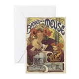 Bieres de la Meuse Greeting Cards (Pk of 10)