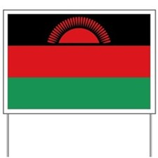 Flag Malawi Yard Sign