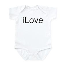 iLove Infant Bodysuit