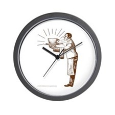 Funny Jive Wall Clock