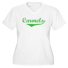 Carmelo Vintage (Green) T-Shirt