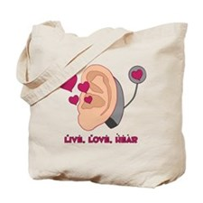 Unique Health Tote Bag
