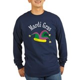 Mardi Gras Jester's Hat T