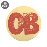 "OB 3.5"" Button (10 pack)"