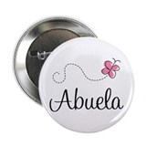 "Abuela Grandmother 2.25"" Button"
