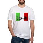 La Dolce Vita Fitted T-Shirt