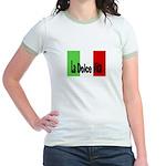 La Dolce Vita Jr. Ringer T-Shirt