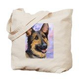 German Sheperd 3 Tote Bag