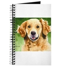 Golden Retriever 4 Journal