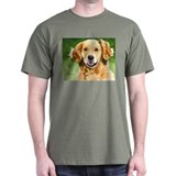 Golden Retriever 4 T-Shirt