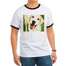 Yellow Lab 4 T