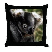 Koala Bear Throw Pillow