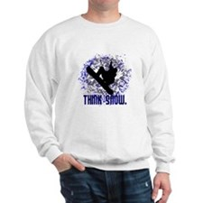 THINK SNOW. Sweatshirt