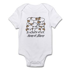 Heap Of Sheep Infant Bodysuit