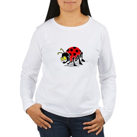 Ladybug Women's Long Sleeve T-Shirt