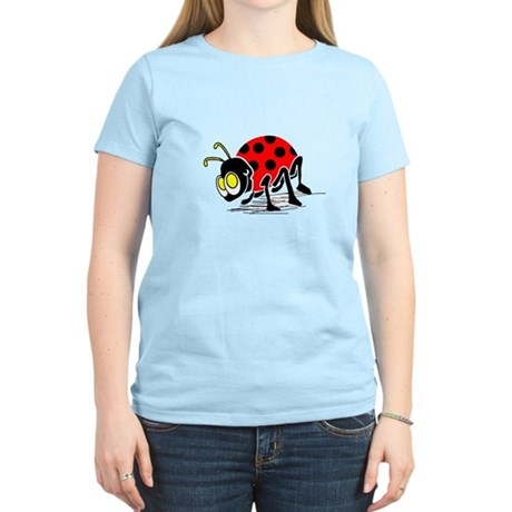 Ladybug Women's Light T-Shirt