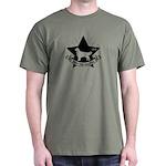 Golden Retriever Icon -Dark T-Shirt